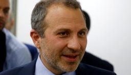 """باسيل: أنقذوا لبنان كي لا يتحوّل إلى """"دولة فاشلة"""""""