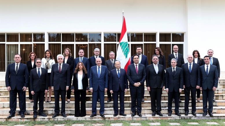 """فريق """"14 آذار"""" غير متفائل بقدرة حكومة دياب على معالجة الأزمات"""