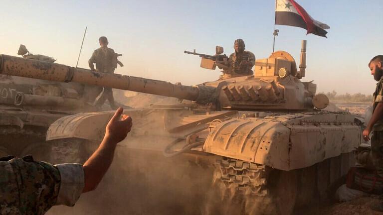 الجيش السوري يتقدم باتجاه معرة النعمان وسط انهيار في صفوف الإرهابيين