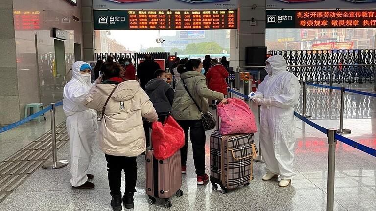 روسيا تبحث إجلاء مواطنيها من ووهان الصينية