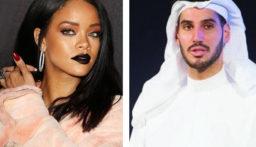 ريهانا تنفصل عن حبيبها السعودي بعد علاقة دامت لثلاث سنوات!