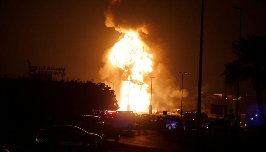 النفط السورية: إرهابيون يستهدفون قطاع النفط عبر ضرب المرابط البحرية في بانياس