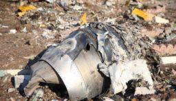 الطيران المدني الإيراني: صاروخان أطلقا نحو الطائرة الأوكرانية من جهة الشمال