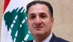 حواط اطلع دياب على خطة وزارة الاتصالات لمستقبل شركتي الخليوي