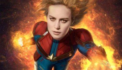 Captain Marvel 2 قيد الإعداد ولا موعد محدد لإصداره