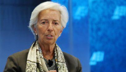 لاغارد: سياسة المركزي الأوروبي لا تعمل بنظام آلي