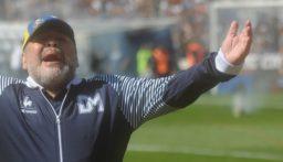 """مارادونا يهاجم الأندية العالمية : """"يعاملون اللاعبين كالعبيد"""""""