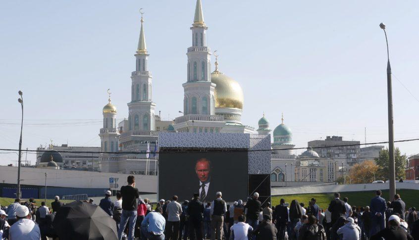 موسكو تسجل 76 وفاة جديدة بفيروس كورونا