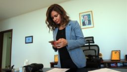 ندى بستاني: وقّعت صباح اليوم قرار استيراد الغاز المنزلي الى لبنان