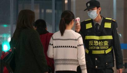 أميركا: سنجلي رعاينا من مدينة ووهان الصينية حيث يتفشي فيروس كورونا