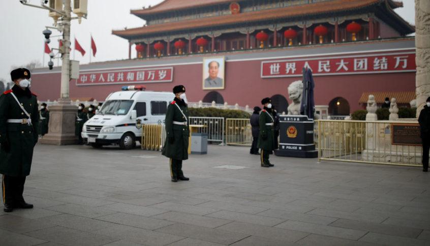 السفارة الروسية في بكين تبحث إمكانية إجلاء مواطنين روس من مدينة ووهان