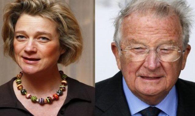 ملك بلجيكا السابق يعترف بأبوة سيدة تجاوزت الخمسين