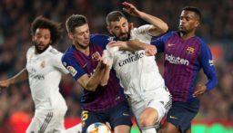 """الريال يستضيف برشلونة أول آذار في """"كلاسيكو"""" الدور الثاني"""