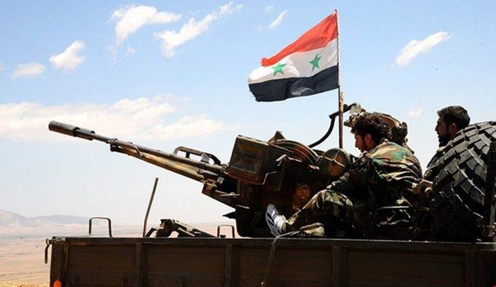 الجيش السوري يستعيد السيطرة على بلدتين استراتيجيتين  في ريف إدلب الجنوبي