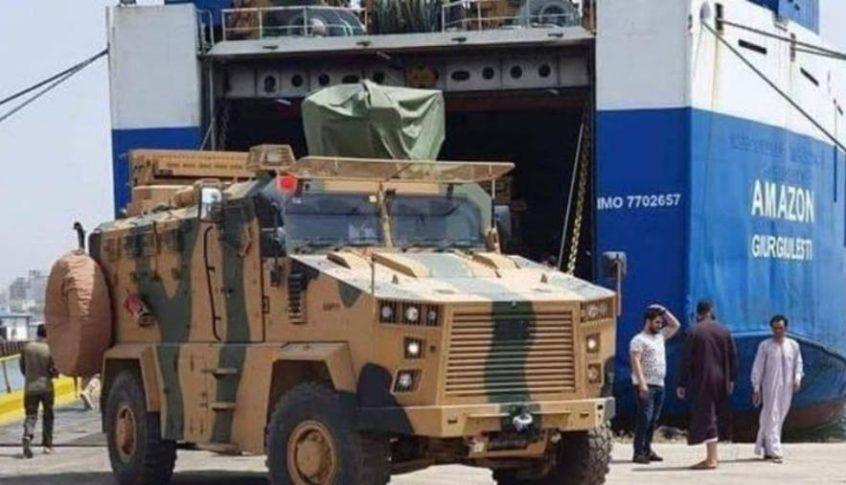 الأمم المتحدة : عدة دول خرقت حظر التسليح في ليبيا بعد الاتفاق علي تعزيزه في قمة برلين
