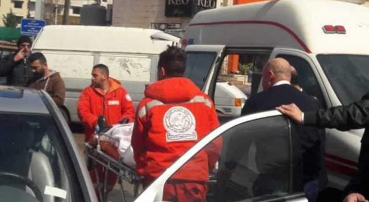 التحكم المروري: جريحان نتيجة تصادم بين 3 سيارات على اوتوستراد كفرعبيدا طرابلس