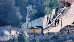 بالصورة: قلق جيش الاحتلال الاسرائيلي من انفاق حزب الله يدفعهم الى مواصله العمل بالحفر عند الحدود مع لبنان