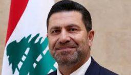 وزير الطاقة شارك بالقداس في رأسمسقا وتقبّل التهاني