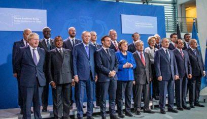 """اتفاق في برلين على احترام حظر إرسال أسلحة إلى ليبيا ووقف """"التدخل"""" الخارجي فيها"""