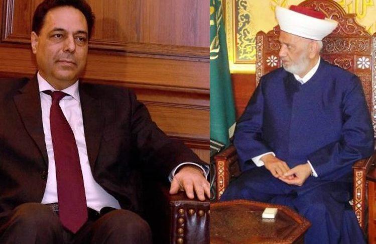 لقاء دياب والمفتي ينتظر توفّر أجواء إيجابية