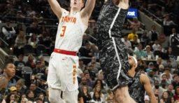 ويرتر يقود هوكس للفوز على سبيرز في دوري السلة الأميركي
