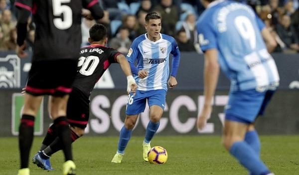 """ريال مدريد يحسم صفقة """"جوهرة مالاغا"""""""