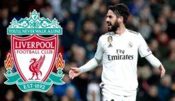 هل يغادر إيسكو ريال مدريد إلى ليفربول؟