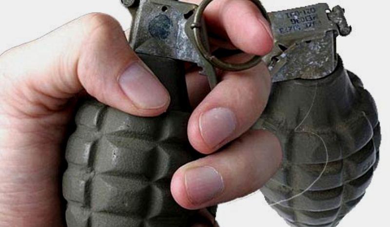 الجيش فجر قنبلة يدوية قديمة في كفردلاقوس زغرتا
