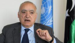 مبعوث الأمم المتحدة إلى ليبيا يؤكد وصول ألفي مقاتل سوري إلى ليبيا