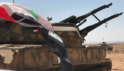 سانا: الجيش السوري يسيطر على قريتين في ريف إدلب