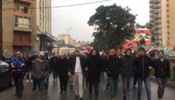 بدء وصول ناشطين الى ساحة رياض الصلح