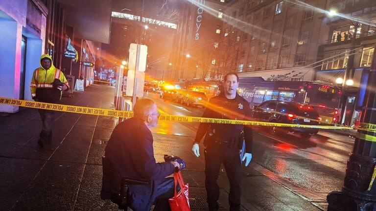 أسوشيتد برس: مقتل شخصين وإصابة 7 بإطلاق نار في حانة بالولايات المتحدة