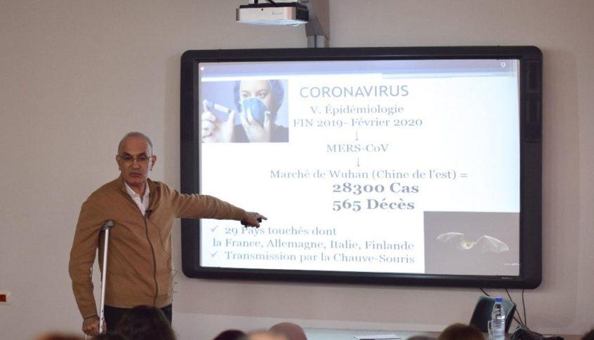 فيروس الكورونا في الجامعة الأنطونية: توعية ووقاية انما لا داعي للهلع