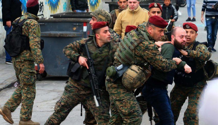 استياء أميركي من أداء الجيش اللبناني