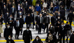 اليابان.. تسجيل عدد قياسي من إصابات كورونا