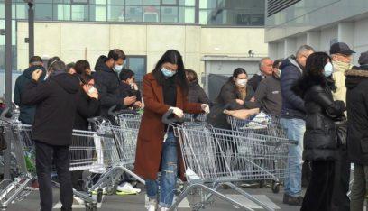 كورونا.. وفاة 889 شخصاً في إيطاليا في 24 ساعة