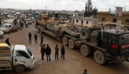 الصانداي تلغراف: خيارات أردوغان في إدلب