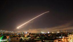 الدفاعات السورية تصدت لعدوان إسرائيلي في ريف حماة