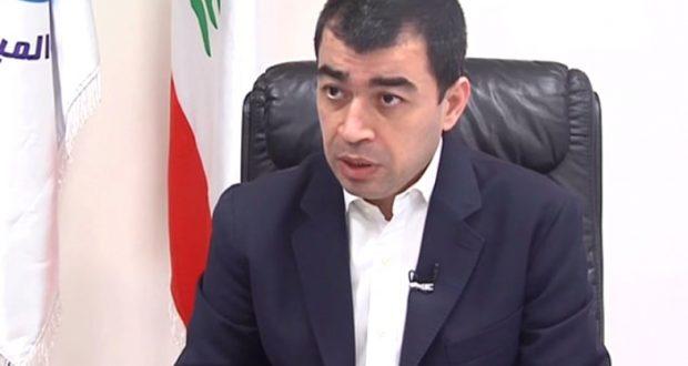 سيزار أبي خليل للمدى: متفائلون بمستقبل زاهر للبنان يخرجنا من الكبوة الاقتصاديّة