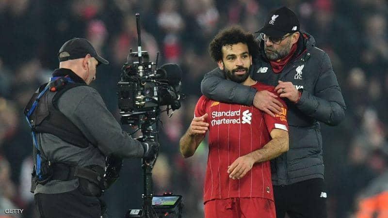 صلاح: أريد أن أبقى في ليفربول