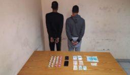 بالجرم المشهود.. توقيف مروجي مخدرات وهذا ما ضبط بحوزتهما