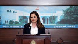 منال عبد الصمد: وضع لبنان دقيق ولنضع الأحقاد جانبا