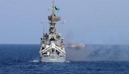 مناورات بحرية أميركية – سعودية في مياه الخليج