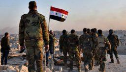 الجيش السوري يستعيد معظم المناطق غرب حلب وشمال غربها