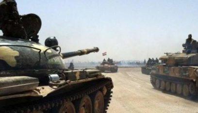 سانا: الجيش السوري تصدى لهجوم للإرهابيين على محور سراقب وقتل عددا منهم