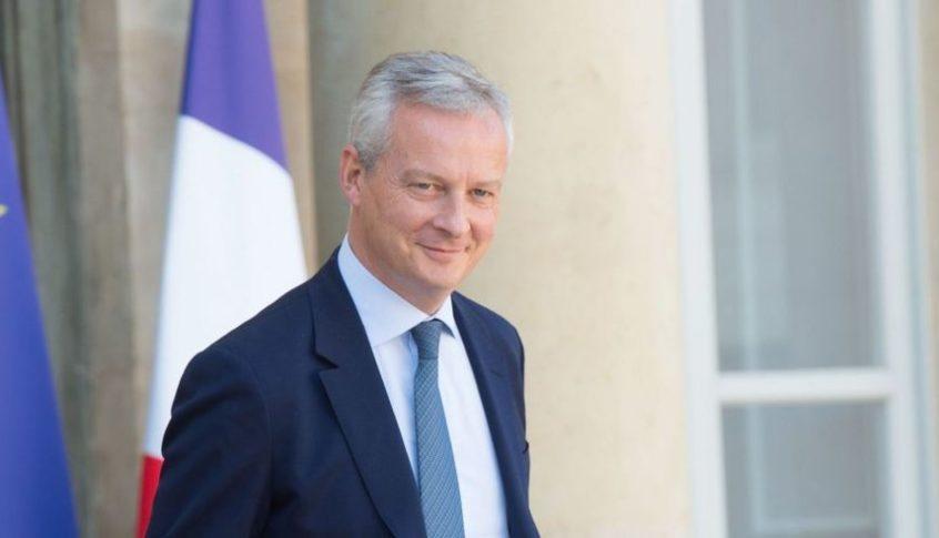 وزير المال الفرنسي يؤكد أن بلاده تدرس خيارات مختلفة لمساعدة لبنان على التعافي من أزمته المالية