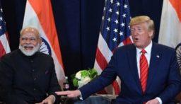 وصول ترامب إلى الهند في زيارة دولة تستغرق يومين