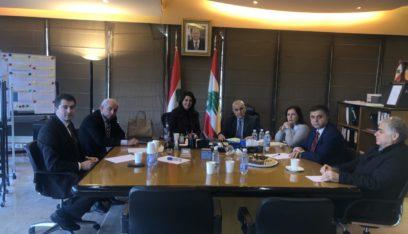 شريم زارت صندوق المهجرين: لتنفيذ خطة مرحلية لاستكمال عودة المهجرين
