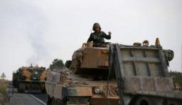 المرصد السوري: الفصائل الموالية لأنقرة تسيطر على بلدة النيرب