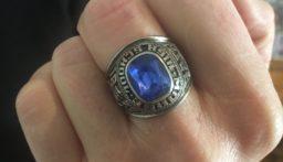 بالصور: عثرت على خاتم زوجها بعد 47 عاماً!